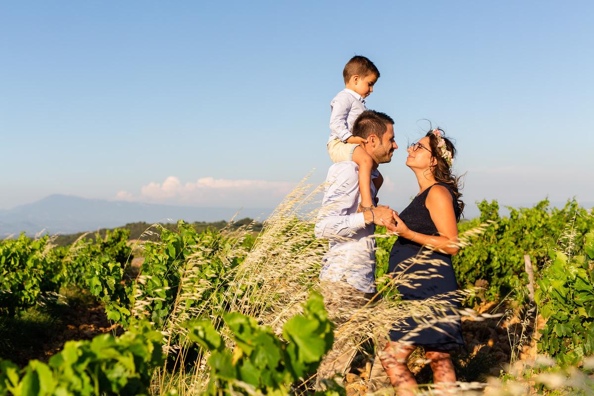 photographe grossesse famille Avignon