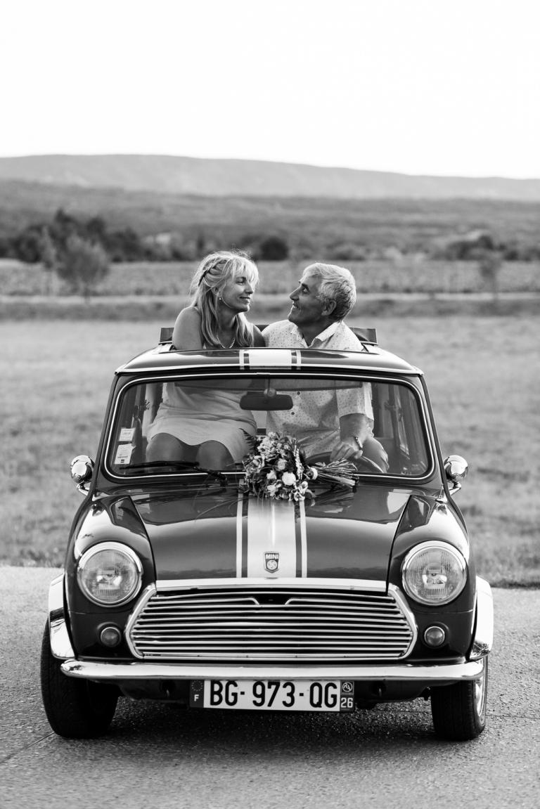 Photo couple anniversaire de mariage Vaucluse