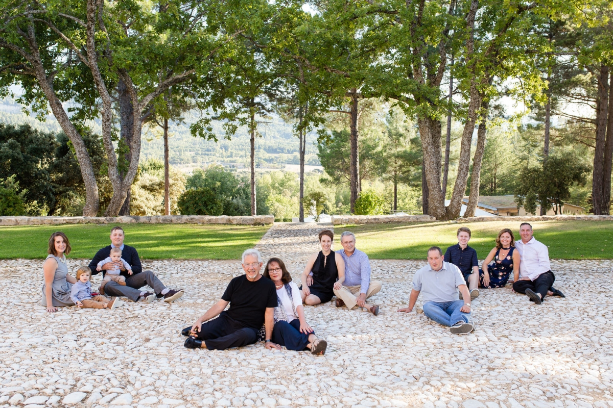 séance photo famille colorado de Rustrel Luberon