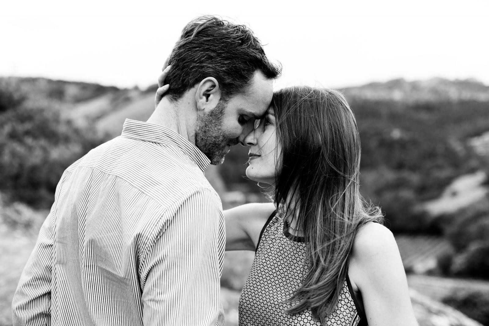 séance photo couple Avignon