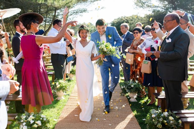 Mariage à la Bastide d'Astres Lançon de Provence