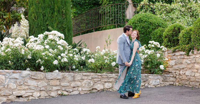 séance photo demande en mariage en Provence
