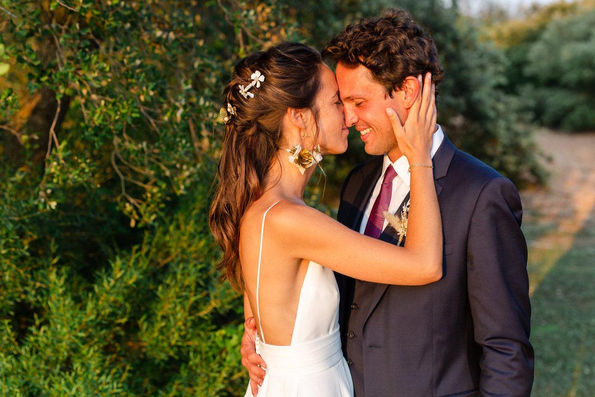 mariage bastide d'Astres Lançon de Provence