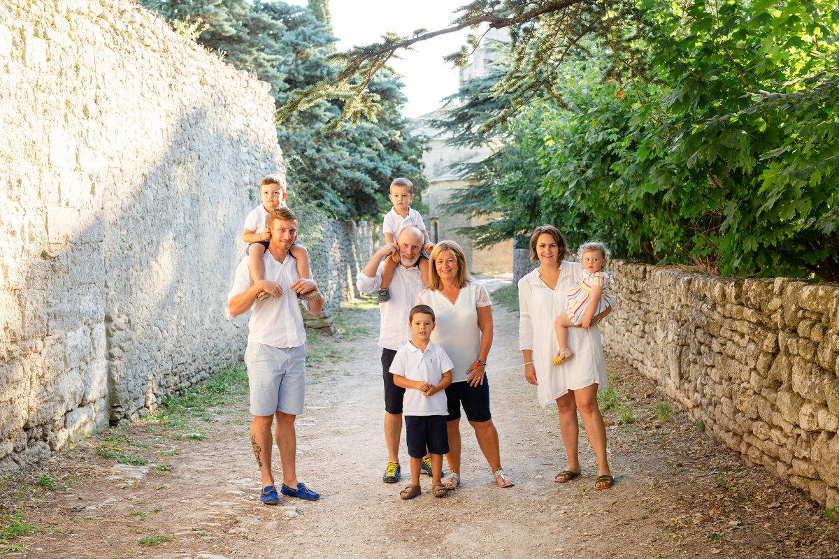 photographe famille Cavaillon