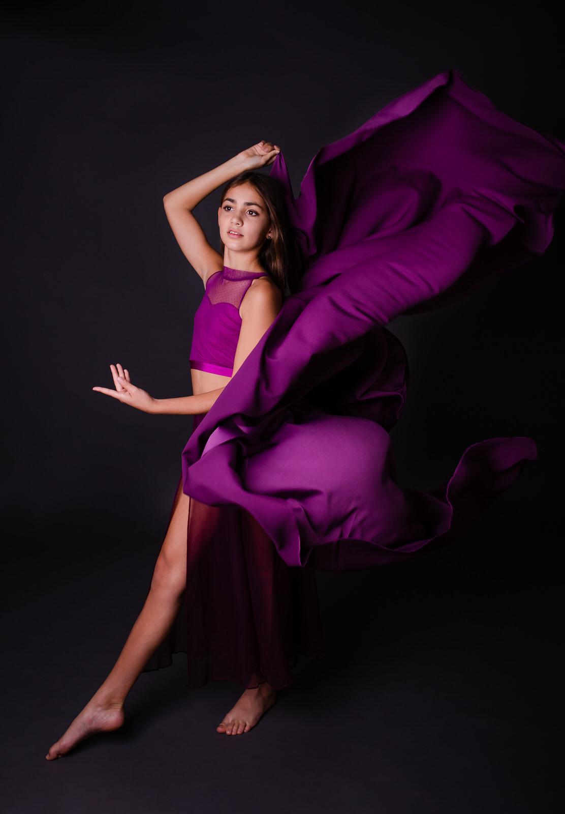 photographe de danse et danseuse dans le Vaucluse