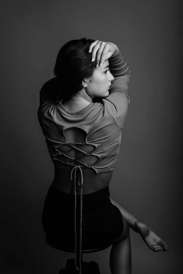 photographe portrait studio cavaillon